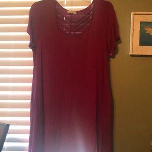 Cotton dress or tunic
